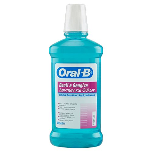 Oral-B Collutorio Denti e Gengive - 500 ml