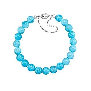 KLiNGEL Damen Anjo-Achat-Armband