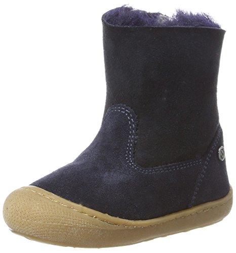 Naturino Baby Jungen 4676 Klassische Stiefel, Blau (Neutral), 24 EU -