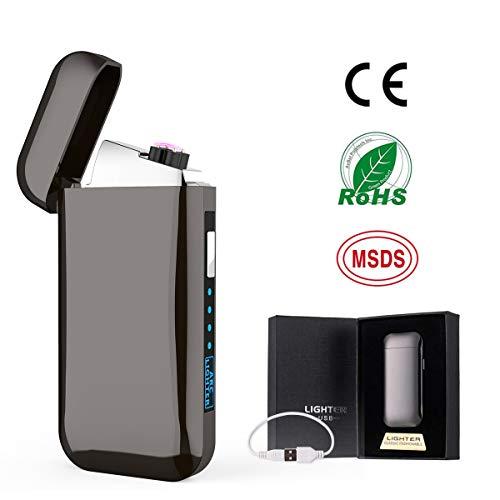 Mechero Electricor USB Recargable Encendedor Eléctrico
