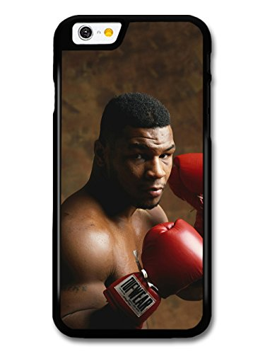 Mike Tyson Heavyweight Champion Boxer Posing with Gloves hülle für iPhone 6