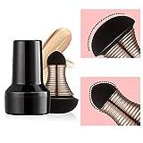 Esponja de la belleza del maquillaje Blender Mushroom Forma Maquillaje esponja cosmética para la mezcla del soplo de polvo 1PC