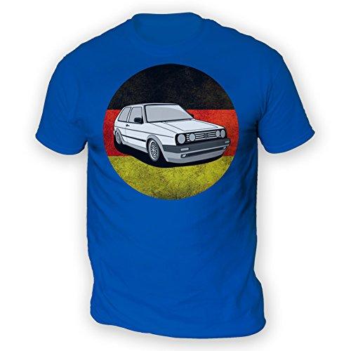 german-golf-mk2-mens-t-shirt-royal-blue-medium