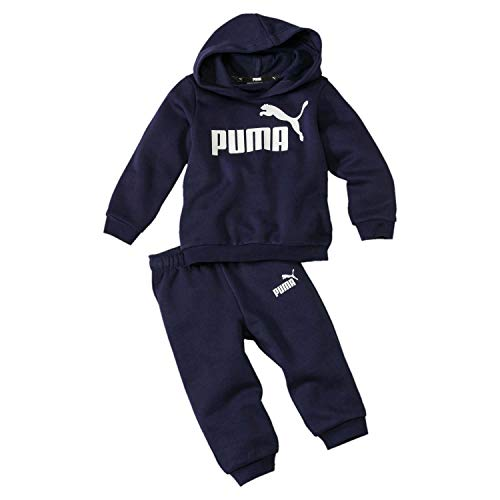 PUMA Kinder Minicats No. 1 Logo Jogger Trainingsanzug, Peacoat, 80