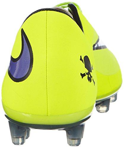 Nike - 599075 - Chaussures De Foot, Homme jaune (volt/persian violet-ht lv-blck 758)