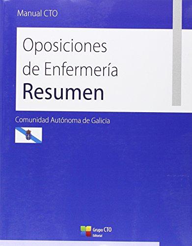 Manual CTO Resumenes OPE Comunidad Autónoma de Galicia
