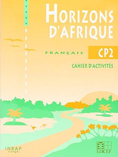 Download Horizons D Afrique Cp2 Livret D Activites Congo