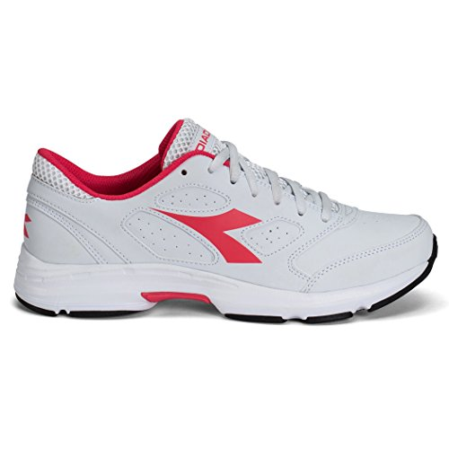 Schuhe Running Diadora Shape 7Obermaterial suprellsoft Art.171470 White/Silver