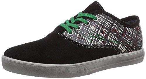 Ricosta - Vance, Sneaker basse Unisex - Bambini schwarz/gras
