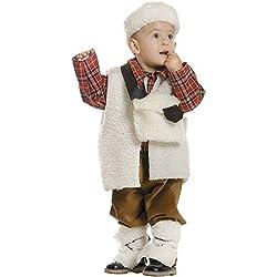 Disfraz pastor bebé - Único, 24 meses
