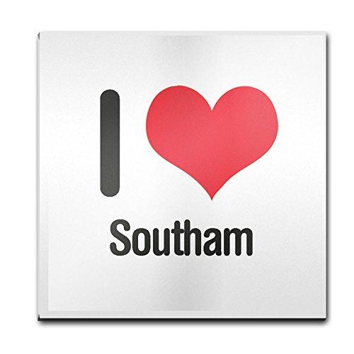 I Love Southam 0638-Stivaletti alla caviglia sottobicchiere di vetro