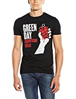 Green Day Herren T-Shirt American Idiot