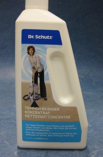 Dr.Schutz Teppichreiniger Konzentrat 750 ml (D/F)