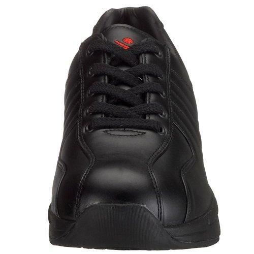 Chung Shi Comfort Step Classic Sneaker, Scarpe sportive uomo Nero