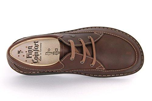FINNCOMFORT  Bagan, Chaussures de ville à lacets pour homme Braun (Brasil)