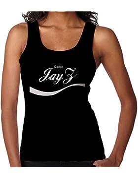 Jay Z Coke Logo Women's Vest
