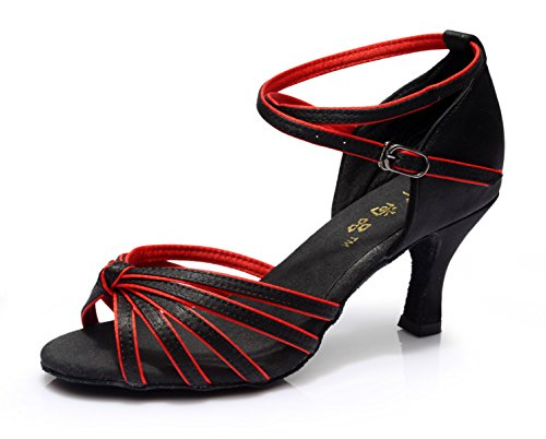 JSHOE Chaussures De Danse Latine Pour Femmes Chaussures De Danse Sandales Salsa / Tango / Chacha / Samba / Chaussures Modernes / Jazz
