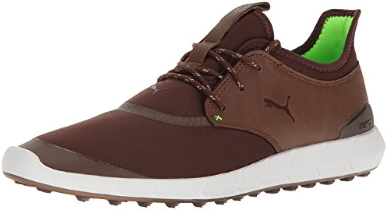 Zapatillas de deporte Ignite Spikeless Sport para hombre, Gecko verde casta?o, 12 medios de EE. UU.