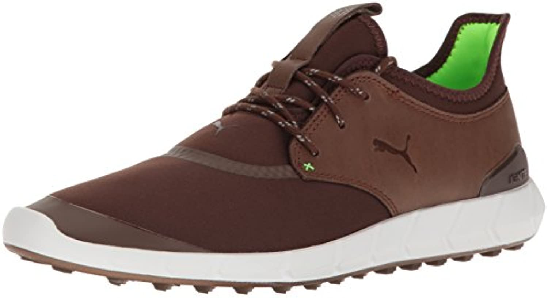 Zapatillas de deporte Ignite Spikeless Sport para hombre, Gecko Chestnut-Green, 7 medios EE. UU.