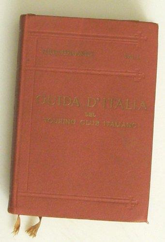 Abruzzo, molise, puglia - guida d'italia del touring club italiano - prima edizione - 1926 - formato 110 x h160 mm