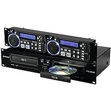 Omnitronic XCP-2800, lettore CD