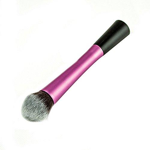 Blush Poudre Cosmétique Pointillé Pinceau Fond De Teint Outil De Maquillage Rouge Modèle1050