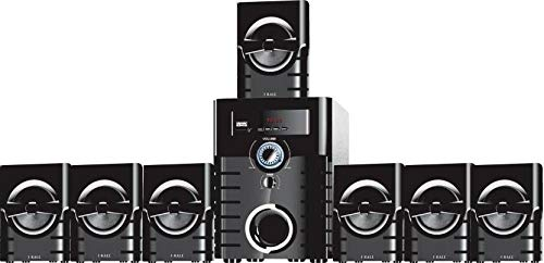 IKALL IK-6666 7.1 Bluetooth Multimedia Home Theater with FM/Pen Drive/Aux Support