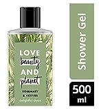 Love Beauty and Planet Delightful Detox Rosemary & Vetiver Shower Gel 500ml