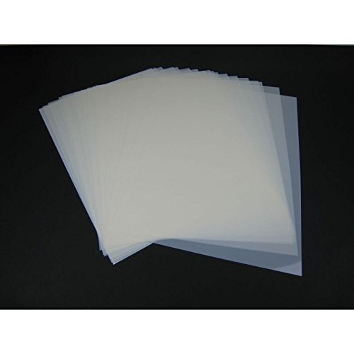 Mylar Airbrush Stencils Material Pack of 50 DIN A4 Film Mylar Film