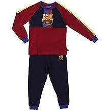 Pijama FC Barcelona niños Licencia Oficial Azul – Granate, Niños, ...