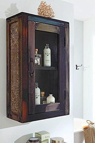Armoire Murale Bois - Goa 3548de salle de bain Armoire murale,
