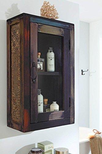 Goa 3548pensile da bagno, in legno, 21x 42x 70cm, Multicolore