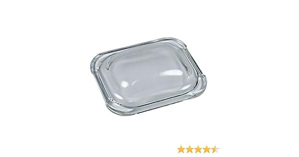 Bosch Siemens Lampenabdeckung Lampenglasabdeckung Glas Backofen 00187384 187384