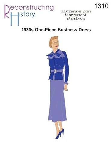 années 1930Business Robe
