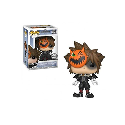 Funko – Disney Kingdom Hearts Idea Regalo, Statue, collezionabili, Comics, Manga, Serie TV,, 14958