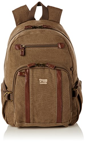 trp0256-troop-medio-di-londra-zaino-unisex-adulto-marrone-41x29x17cm