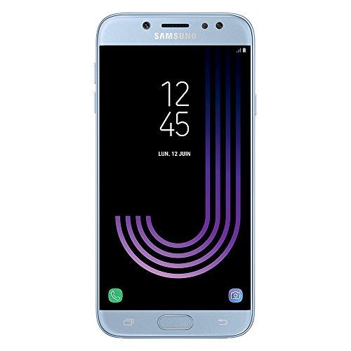 Samsung Galaxy J7 2017 Smartphone débloqué 4G (Ecran : 5,5 pouces - 16 Go - Double Nano-SIM - Android) Argent