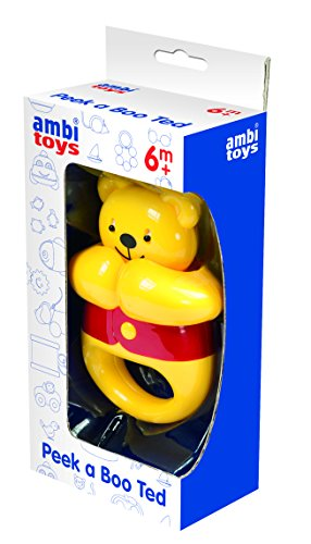 Ambi Toys Peek A Boo Ted Toy