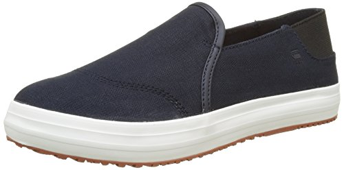 G-Star Damen Kendo Slip On Sneakers, Blau (Dark Navy 881), 39 EU