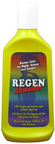 Regenabweiser 250ml - Gelb nach dem neuesten Standart produziert, lässt Regen und Schneeregen einfach abperlen