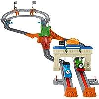 Thomas et ses Amis Estuche La Gran Carrera, (Mattel DFM53)