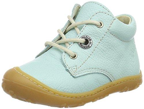 Ricosta Unisex Baby Cory Lauflernschuhe Blau (ice)