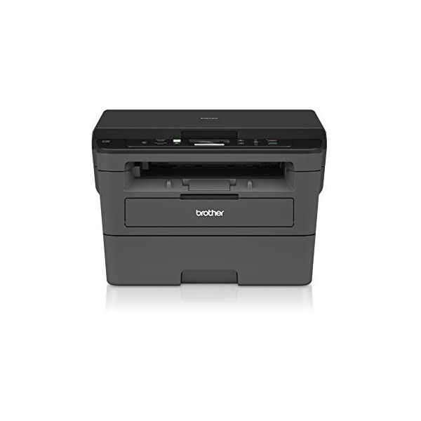 Brother DCP-L2530DW Mono Laser Printer | A4 | Print, Copy Scan, Duplex Two-Sided Printing & Wireless 41Ulj55ewTL