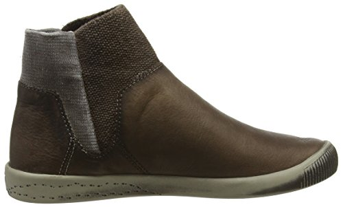 Softinos  Ime335sof, Bottes Classiques femme Marron - Brown (Coffee)