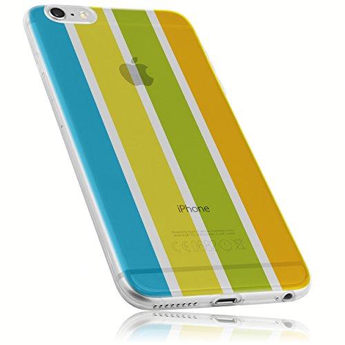 mumbi Schutzhülle für iPhone 6 / 6S Hülle Sommer Edition