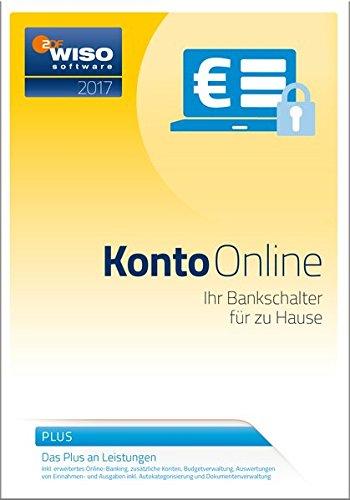 WISO Konto Online Plus 2017