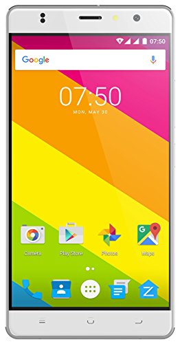 Zopo F2WT - Smartphone DE 5.5'' (Quad Core, RAM de 1 GB, Memoria Interna DE 16 GB, Android 6.0) Color Blanco