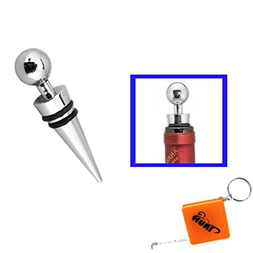 HURI Flaschenverschluss Weinflaschenverschluss Sektflaschenverschluss Cone Shape Kork
