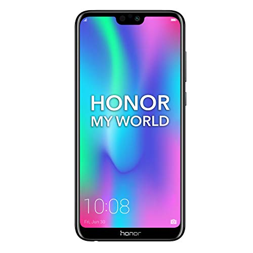 Honor 9N (Black, 4GB RAM, 64GB Storage)