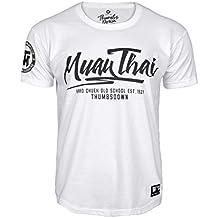 Thumbs Down Homme T-Shirt. Muay Thai. Kaad Chuek. Martial Arts. Casual